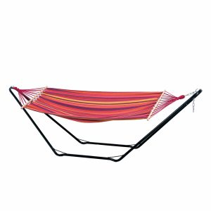 Amazonas Beach Set - hängmatta med ställning