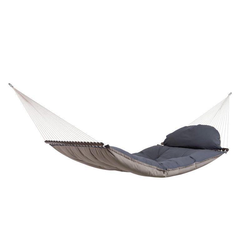 Amazonas hängmatta fat hammock taupe