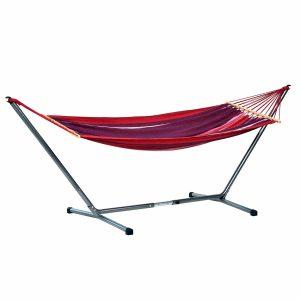 Amazonas Summer Set - hängmatta med stativ