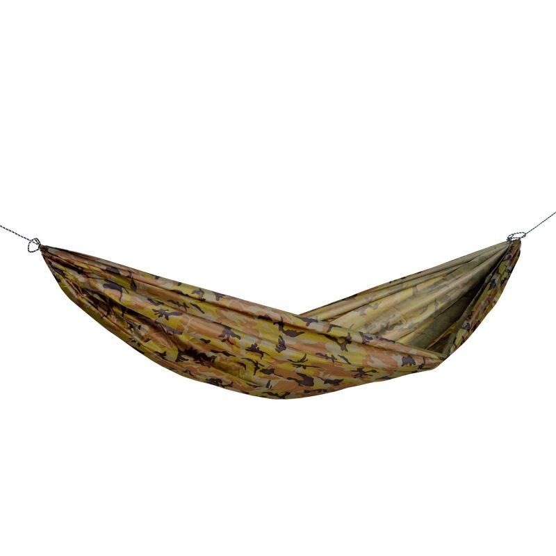 Amazonas travel set camouflage ultralätthängmatta