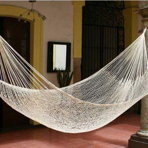 Macamex mexikana natura dubbel - näthängmatta för två