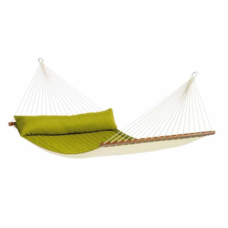 La Siesta Alabama avocado - vadderad kingsize hängmatta