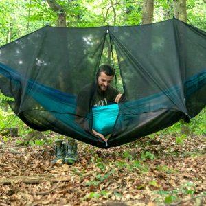 LA SIESTA BugNet 360° - myggnät för hängmattor