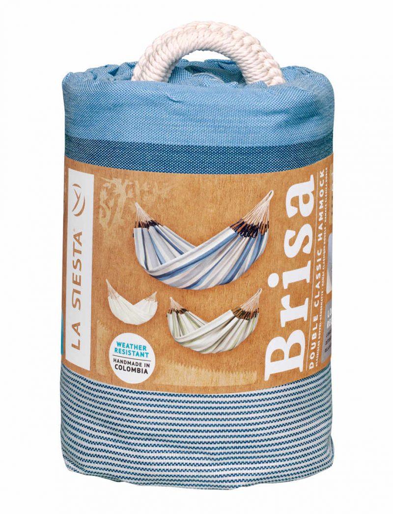La Siesta Brisa sea salt - förpackning