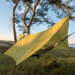 LA SIESTA ClassicFly - regnskydd för din hängmatta