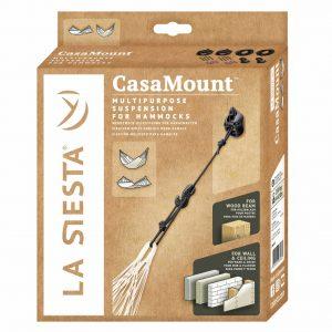 LA SIESTA CasaMount för hängmattor - förpackning