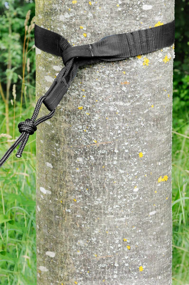 LA SIESTA TreeMount för hängmattor - detalj