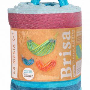 La Siesta Brisa Wave kingsize hängmatta - förpackning
