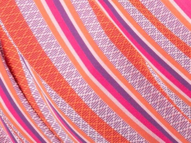 La Siesta Habana Lounger Flamingo - mönster