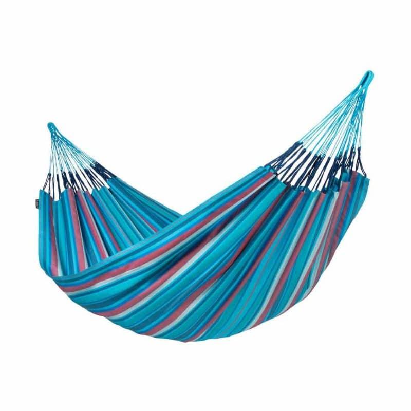 La Siesta Brisa Wave kingsize- vädertålig hängmatta