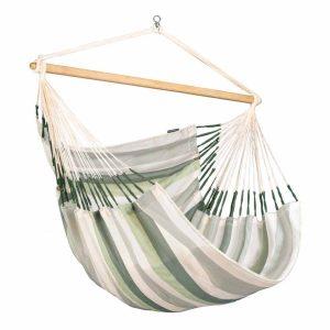 LA SIESTA Domingo Lounger Cedar - vädertålig hängstol