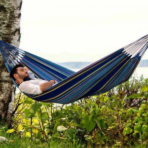 Amazonas hängmatta Tahiti ocean - perfekt utomhus