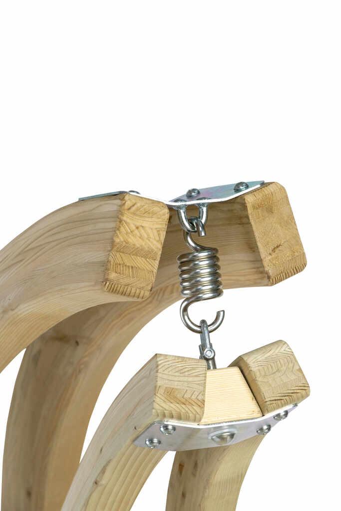 Amazonas Swing Chair hängfåtölj - detalj upphängning