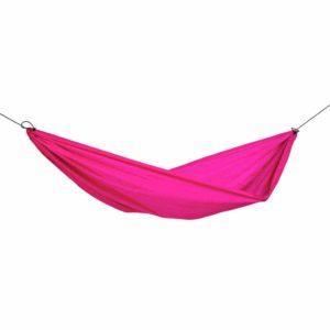 Amazonas Travel set pink - resehängmatta med upphängning
