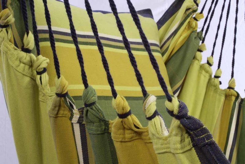 Lazy Rest hängfåtölj Hope detalj