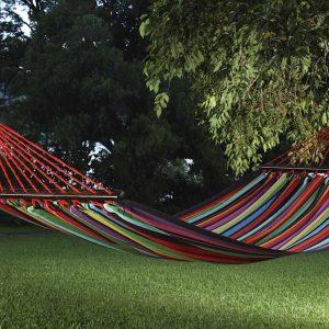 Lazy Rest hängmatta Caipirinha - perfekt utomhus