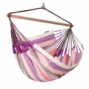 LA SIESTA Domingo Lounger Plum