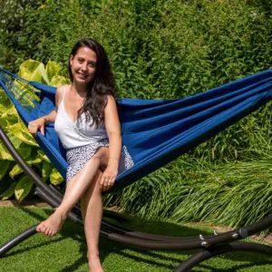 Tropilex Plain blue - skönt i trädgården