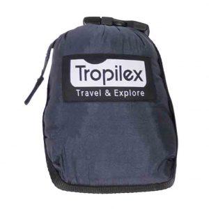 Tropilex resehängmatta Outdoor mercury - förvaringspåse