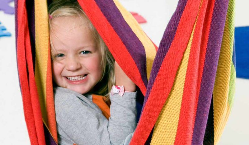 Amazonas Kid's relax rainbow - perfekt för barn