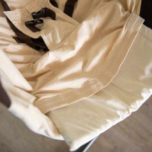 Amazonas Kangoo babyhängmatta - med madrass Sunny