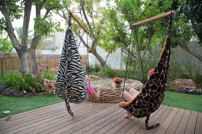 Amazonas Hang Mini giraff - mysigt utomhus