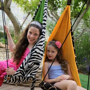 Amazonas Hang Mini zebra - mysigt tuomhus