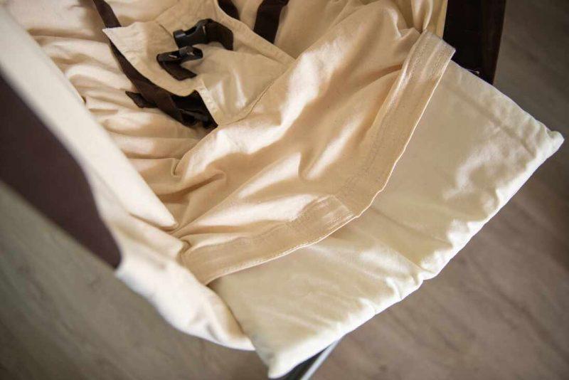 Amazonas Kangoo madrass - smidigt med madrassfack