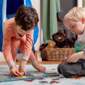 LA SIESTA barnhängstol Joki Dolphy - perfekt för lekrummet