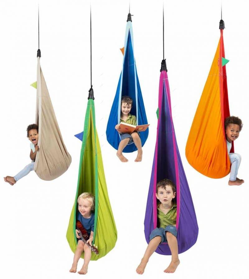 LA SIESTA barnhängstol Joki - alla färger