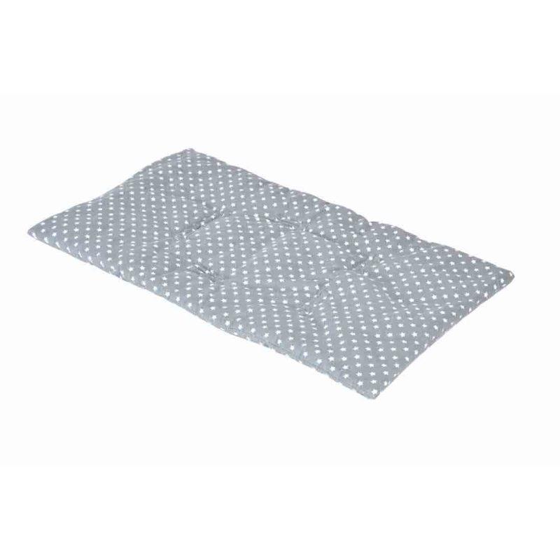 Amazonas Sunny grey - filt för babyhängmattor