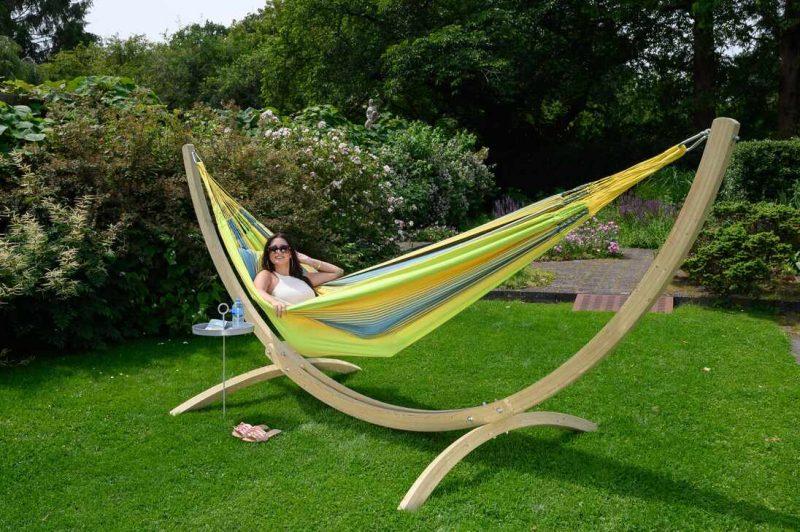 Tropilex Wood kingsize - perfekt i trädgården