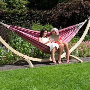 Tropilex Wood double - perfekt i trädgården
