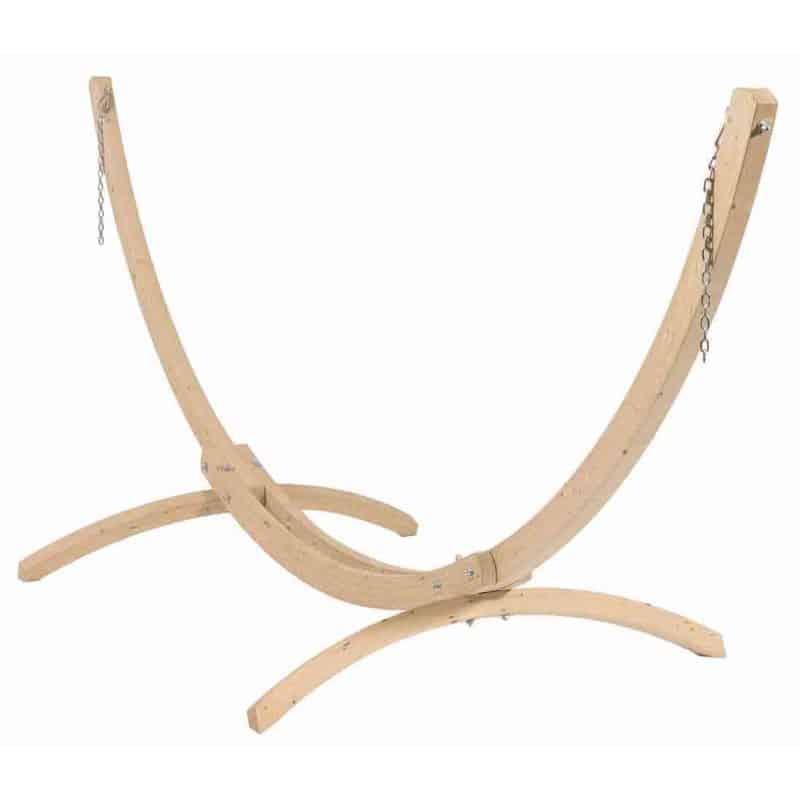 Tropilex Wood kingsize hängmattaställning