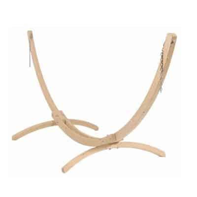Tropilex Wood single - hängmattaställning i furu