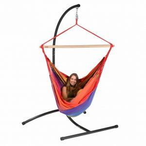 Tropilex hängstol Refresh rainbow - gott om plats för hela kroppen