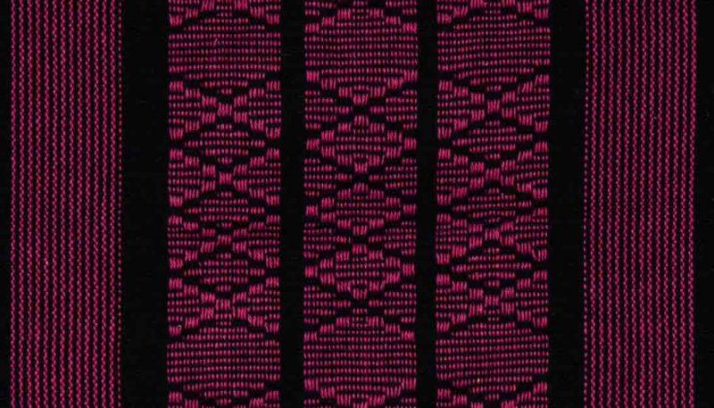 Tropilex Black Edition rose - mönster