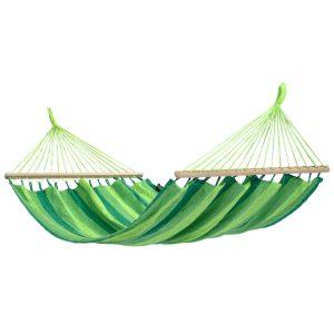 Tropilex Relax green - singelhängmatta med spridare