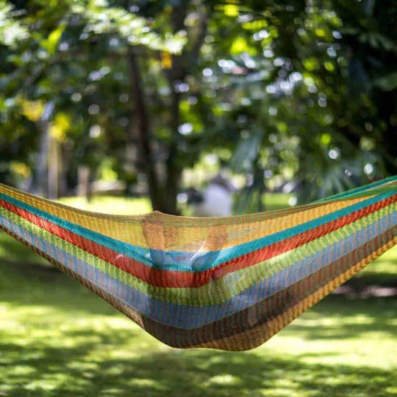 Macamex Mexicana multicolor Family - näthängmatta XXL