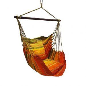 Lazy Rest hängfåtölj Cecy - hängstol med kuddar