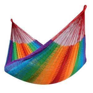 Tropilex Mexico rainbow - Maya näthängmatta för två personer