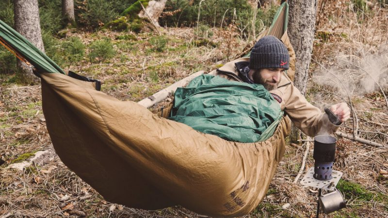 Amazonas topquilt - täcke utan störande blixtlås