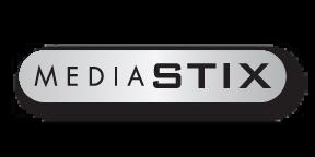 Media Stix Brand Logo