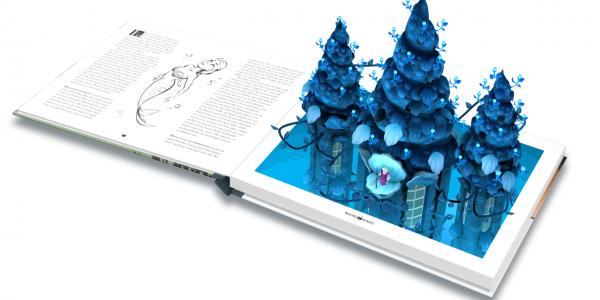 Books & Magic Sea Castle