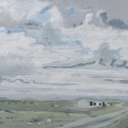 The Road Ahead, (Shepherd's Hut), Khovd Mongolia