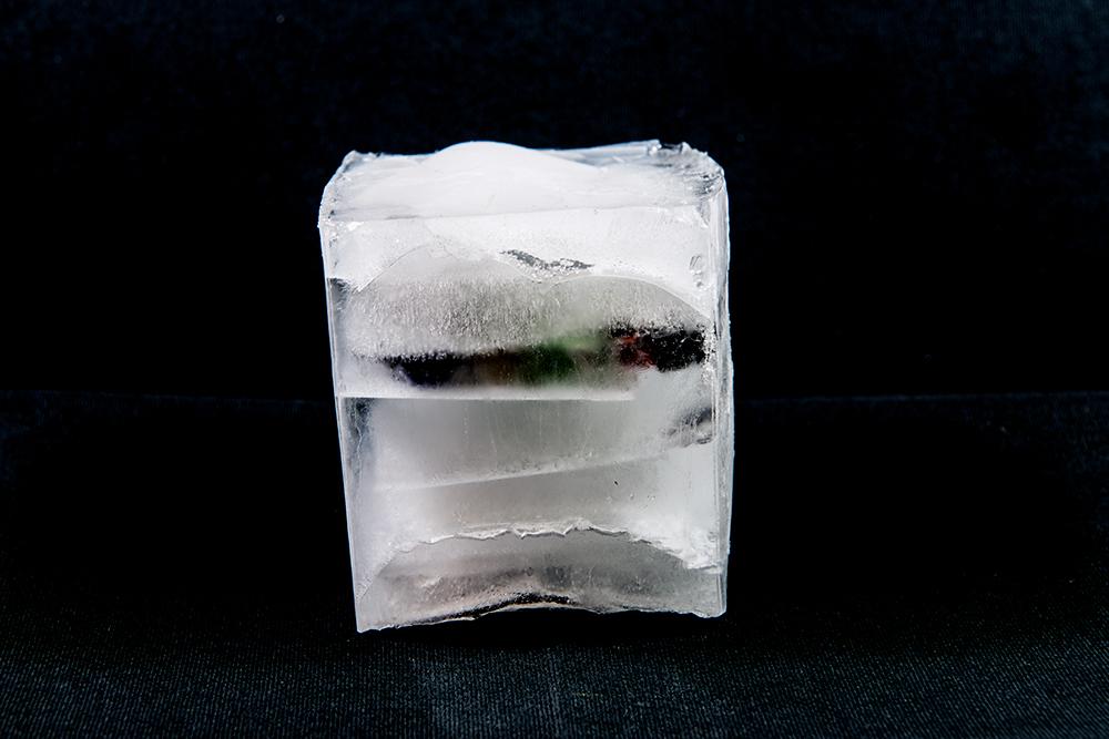 HDPE LDPE Ice Cast