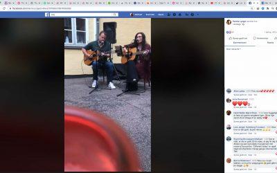 Live Stream Citronen, Svendborg