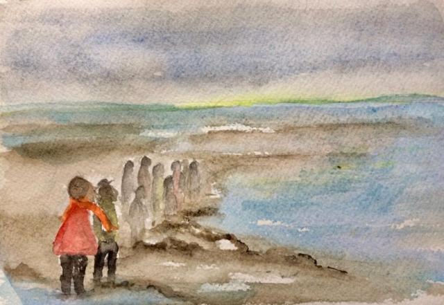 Vadehavet. Hanne Ohlsen