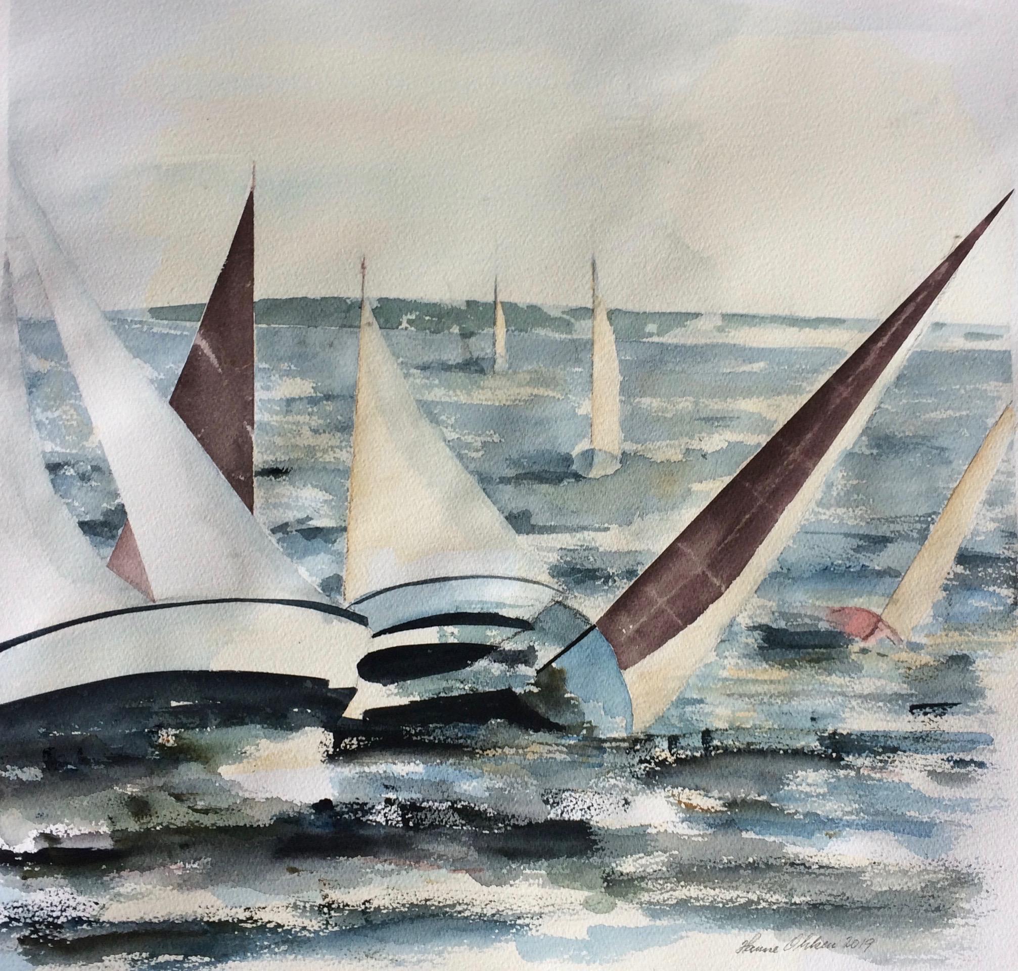 Silverrudder 2018. Hanne Ohlsen