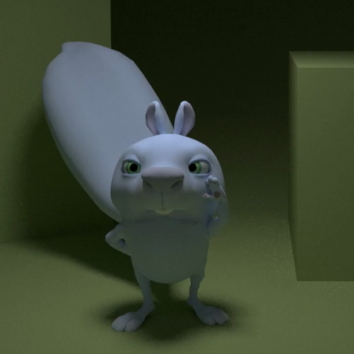 squirrely animation